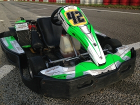 LOCATION KARTING 125cc 2 TEMPS - ...
